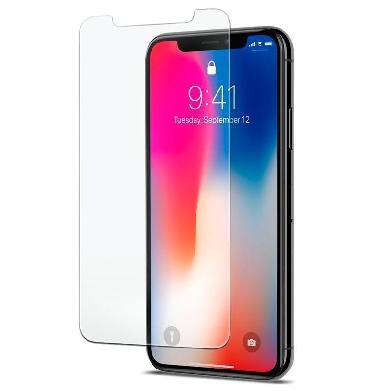 Защитное стекло Glass PRO для Apple iPhone X (10) антибликовое (прозрачное) фото