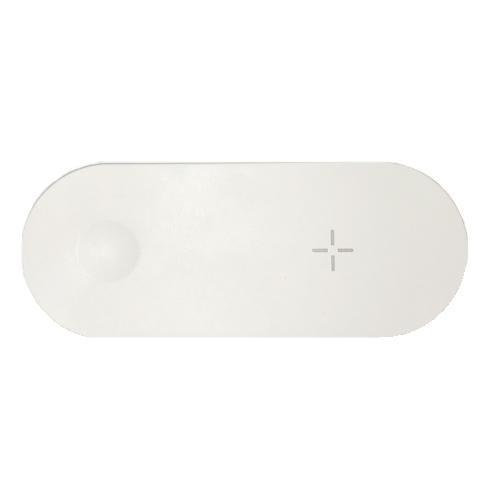 Купить Беспроводное зарядное устройство Devia Wireless (EA 087) 2 в 1 для Apple iPhone/Apple Watch (10W) white