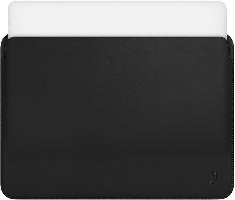 Купить Чехол для ноутбука WIWU Skin Pro II PU Leather Sleeve для Apple MacBook Pro 15 (черный)