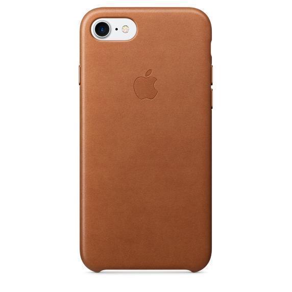 Чехол-накладка under Leather Case для Apple iPhone 7/8 искусственная кожа коричневыйдля iPhone 7/8<br>Чехол-накладка under Leather Case для Apple iPhone 7/8 искусственная кожа коричневый<br>