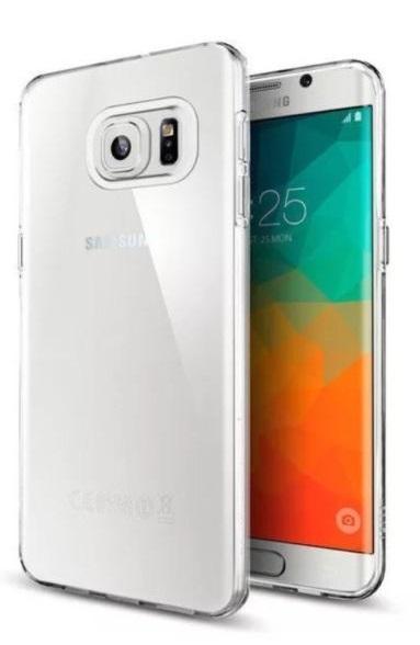 Купить Чехол-накладка Spigen Liquid Crystal для Samsung Galaxy S6 Edge Plus (SGP11714) (Liquid Crystal )
