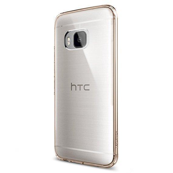 Чехол-накладка Spigen Ultra Hybrid для HTC One M9 (Champagne Crystal) (SGP11383) фото