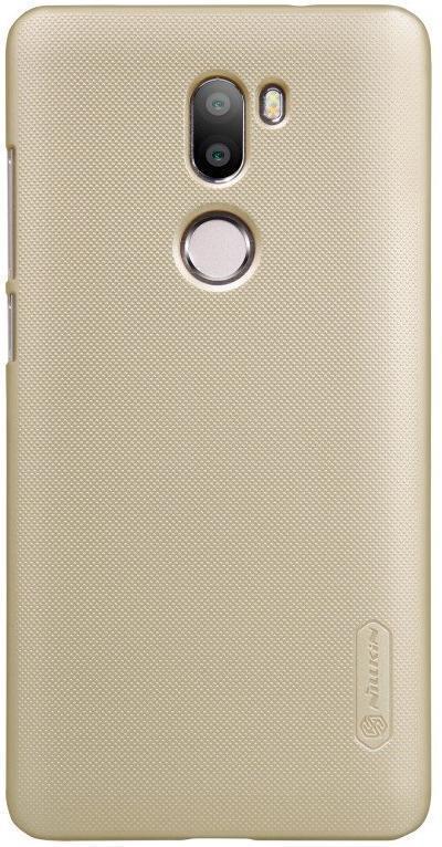 Купить Чехол-накладка Nillkin Frosted Shield для Xiaomi Mi5S Plus пластиковый (золотой)