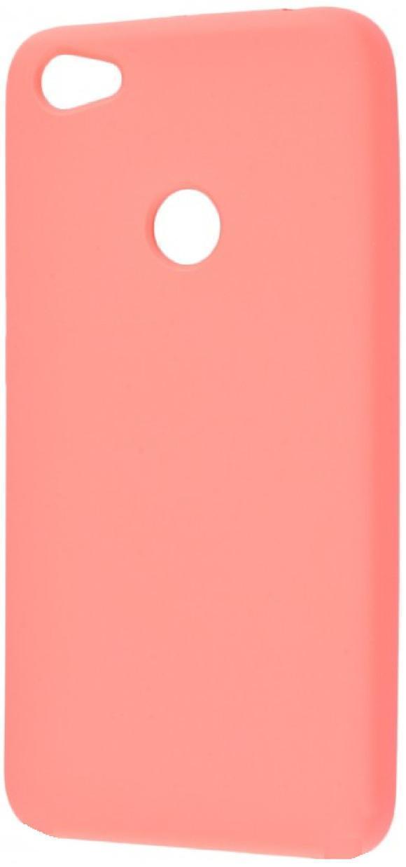 Купить Чехол-накладка Best для Xiaomi Redmi Note 5A Prime пластиковый (розовое золото)