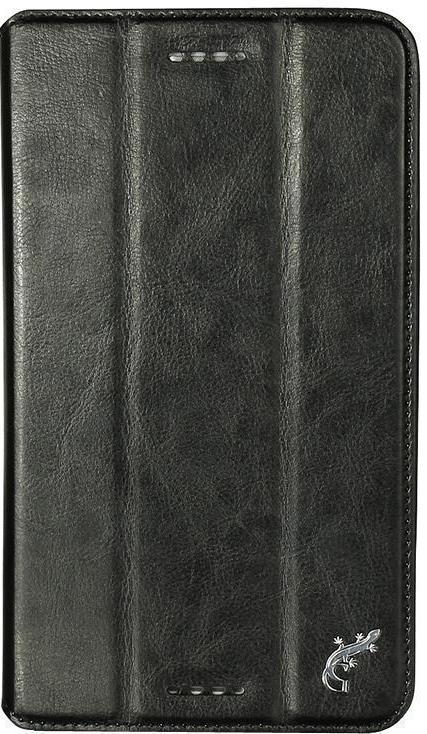 Чехол-книжка G-Case для Asus ZenPad C 7.0 Z170 искусственная кожа (чёрный) фото