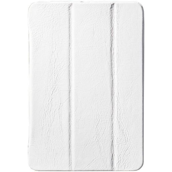 Чехол-книжка Borofone General Series для Apple iPad mini 1/2/3 (натуральная кожа с подставкой) белый