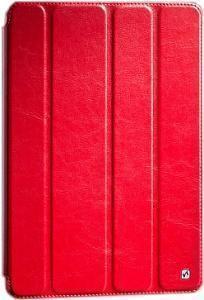 Купить Чехол-книжка Hoco Crystal Series для Apple iPad Air / 2017 (искусственная кожа с подставкой) Red