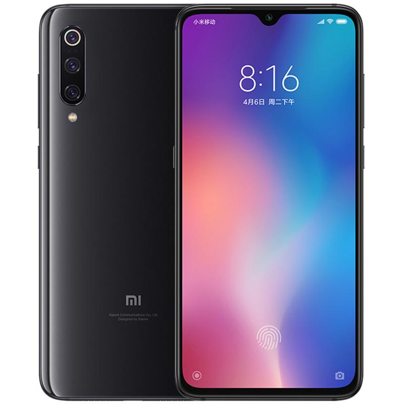 Xiaomi Mi9 6/128Gb (Черный)