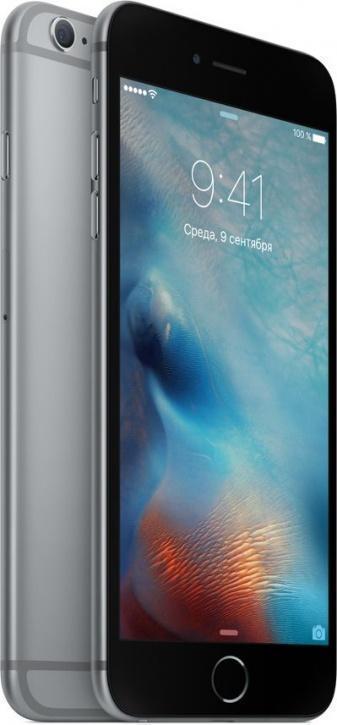 Купить со скидкой Apple iPhone 6S Plus 128Gb востановленный (Space Gray) (FKUD2RU/A)