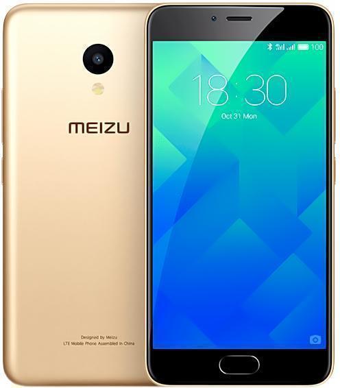 Meizu M5s 16Gb GoldMeizu<br>Meizu M5s 16Gb Gold<br>