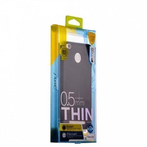 Чехол-накладка j-case 0.5mm THIN для Xiaomi Redmi 4X силикон черныйдля Xiaomi<br>Чехол-накладка j-case 0.5mm THIN для Xiaomi Redmi 4X силикон черный<br>