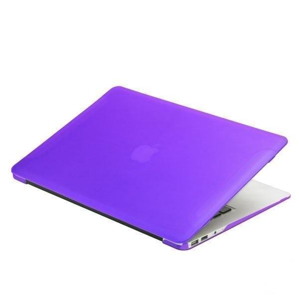 Чехол-накладка BTA-Workshop для Apple MacBook Pro 13 матовая прозрачно-фиолетоваядля Apple MacBook Pro 13<br>Чехол-накладка BTA-Workshop для Apple MacBook Pro 13 матовая прозрачно-фиолетовая<br>
