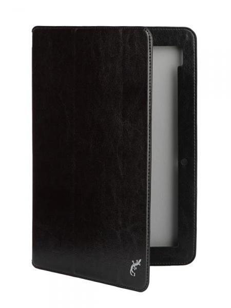 Чехол-книжка G-Case для ASUS MeMO Pad 10 ME103K (натуральная кожа с подставкой) чёрныйдля ASUS<br>Чехол-книжка G-Case для ASUS MeMO Pad 10 ME103K (натуральная кожа с подставкой) чёрный<br>
