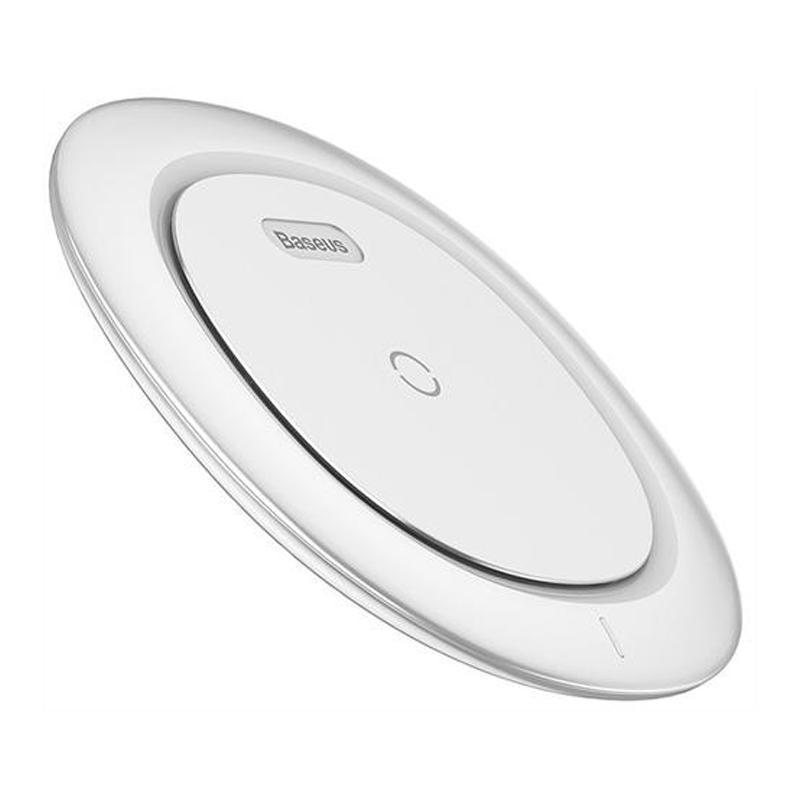 Беспроводное зарядное устройство Baseus UFO Destop Wireless Charger (WXFD-02) (белый)