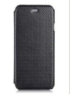 Купить Чехол-книжка Smortbuy для Apple iPhone 6/6S искусственная кожа (Black)