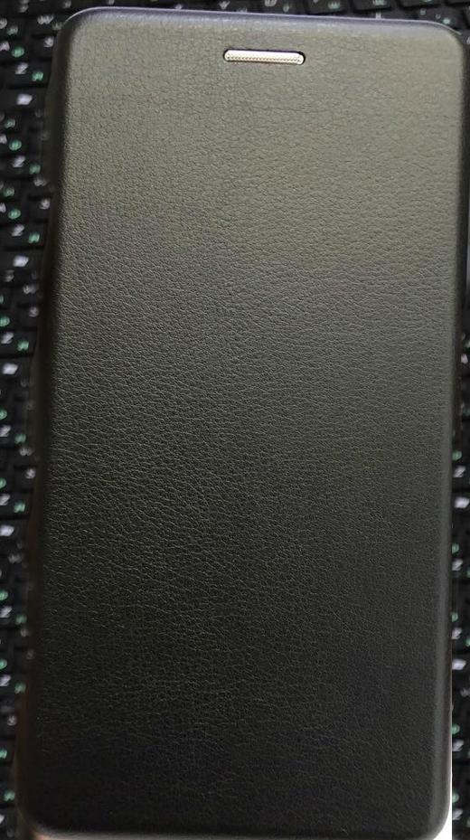 Чехол-книжка Flip Case для Xiaomi Redmi 4X искусственная кожа, силикон, магнитный черныйдля Xiaomi<br>Чехол-книжка Flip Case для Xiaomi Redmi 4X искусственная кожа, силикон, магнитный черный<br>