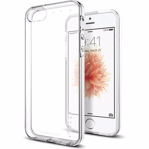 Чехол-накладка Spigen Thin Fit для Apple iPhone SE/5S/5 Crystal Clear (SGP 041CS20246)