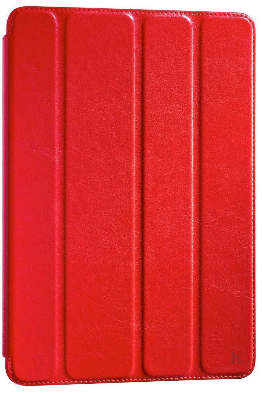 Чехол-книжка Hoco Crystal Series для Apple iPad Pro 9.7 (искусственная кожа с подставкой) красныйдля Apple iPad Pro 9.7<br>Чехол-книжка Hoco Crystal Series для Apple iPad Pro 9.7 (искусственная кожа с подставкой) красный<br>