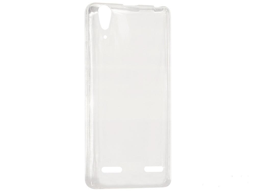 Чехол-накладка для Lenovo A6000 силиконовый прозрачныйдля Lenovo<br>Чехол-накладка для Lenovo A6000 силиконовый прозрачный<br>