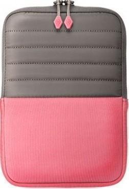 Чехол-папка X-Doria Sleeve Stand для Apple iPad mini 1/2/3 (текстиль с подставкой) розовый