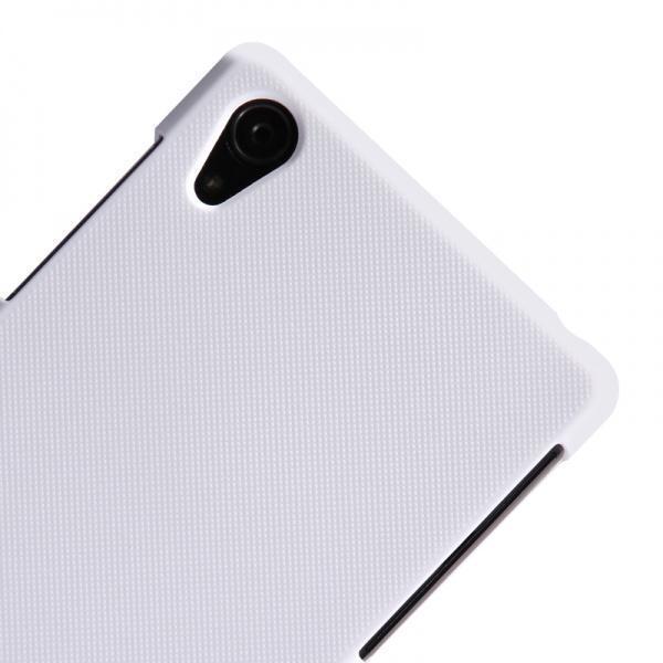 Чехол-накладка Nillkin Frosted Shield для Sony Xperia Z2 пластиковый белыйдля Sony<br>Чехол-накладка Nillkin Frosted Shield для Sony Xperia Z2 пластиковый белый<br>