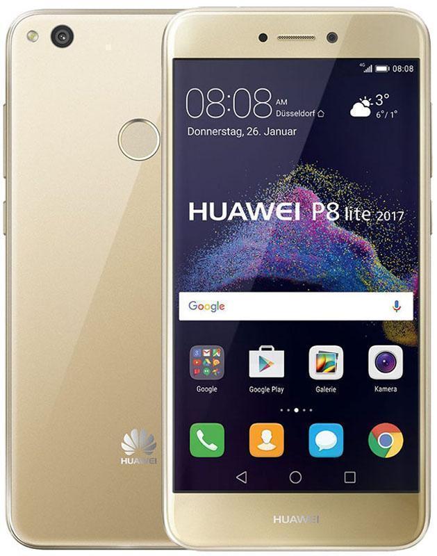 Huawei P8 Lite (2017) 16Gb GoldHuawei<br>Huawei P8 Lite (2017) 16Gb Gold<br>