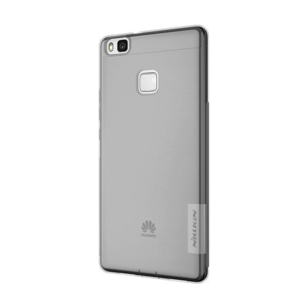 Чехол-накладка Nillkin Nature 0.6mm для Huawei P9 Lite силиконовый прозрачно-черный