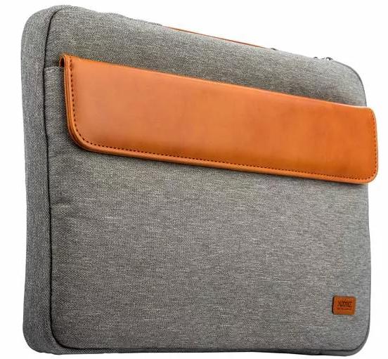 Чехол с ручкой для ноутбука XOOMZ 320x240x30mm для Apple MacBook до 12 Дюймов Серый