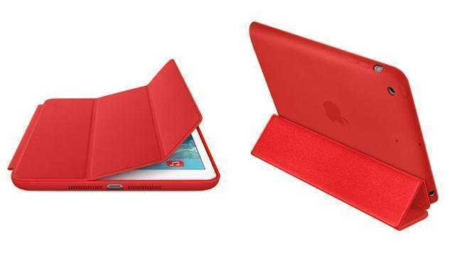 Чехол-книжка Smart Case для Apple iPad Air (искусственная кожа с подставкой) красныйдля Apple iPad Air<br>Чехол-книжка Smart Case для Apple iPad Air (искусственная кожа с подставкой) красный<br>