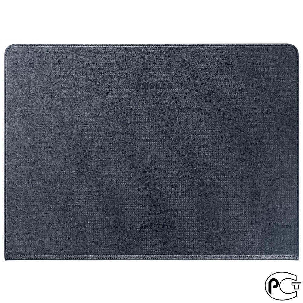 Чехол-книжк Samsung Simple Cover для Galaxy Tab S 10.5 (SM-T800/SM-T805) полиуретан подставка черный