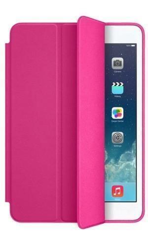 Чехол-книжка Smart Case для Apple iPad mini 4 (искусственная кожа с подставкой) фуксия
