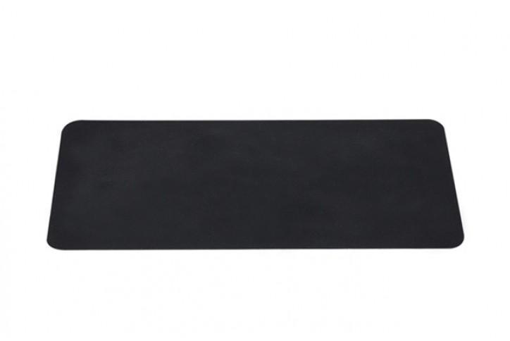 Автомобильный антискользящий коврик Rock Non-Slip Dash Mat 270x150 мм текстура кожи черный