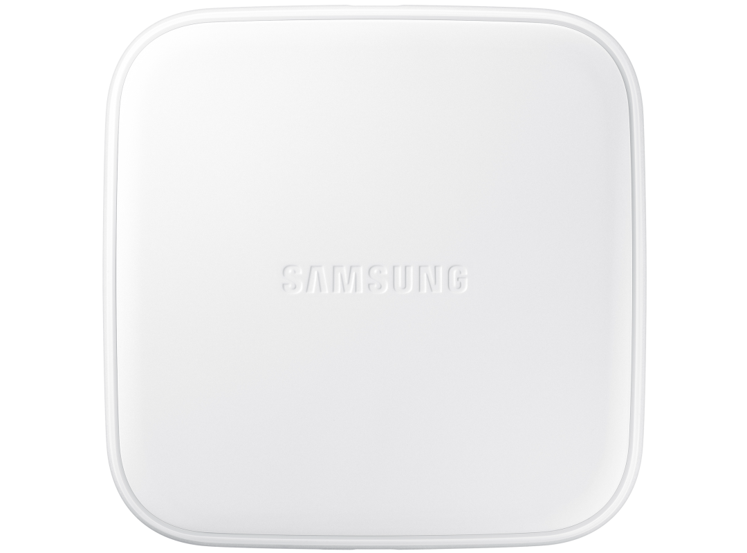 Беспроводное зарядное устройство Samsung EP-PA510 white