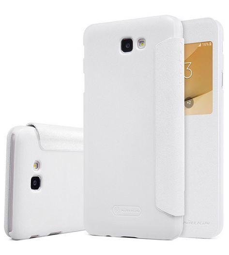 Чехол-книжка Nillkin Sparkle Series для Samsung Galaxy On5/O5/G5500/G550/Grand On 5.0 белыйдля Samsung<br>Чехол-книжка Nillkin Sparkle Series для Samsung Galaxy On5/O5/G5500/G550/Grand On 5.0 белый<br>