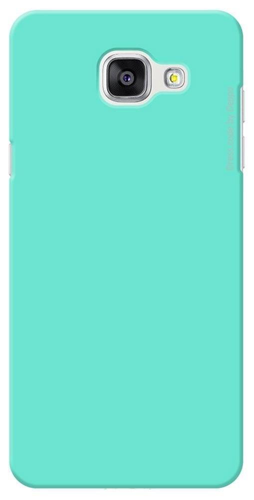 Чехол-накладка Deppa Air Case для Samsung Galaxy A5 (2016) SM-A510 (пластиковый) мятныйдля Samsung<br>Чехол-накладка Deppa Air Case для Samsung Galaxy A5 (2016) (пластиковый) SM-A510 мятный<br>