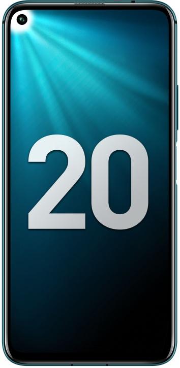 Huawei Honor 20 Pro 8/256Gb (Мерцающий бирюзовый) (YAL-L41)