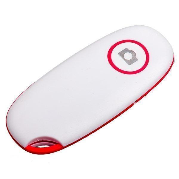 Фотопульт Bluetooth для селфи iOS/Android розовыйМоноподы, Триподы и Пульты для селфи<br>Фотопульт Bluetooth для селфи iOS/Android розовый<br>