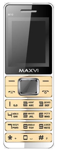 Maxvi M10 GoldMaxvi<br>Maxvi M10 Gold<br>