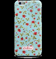 Чехол-накладка Cath Kidston для Apple iPhone 6 Plus/6S Plus пластиковый/цветы (голубой) фото