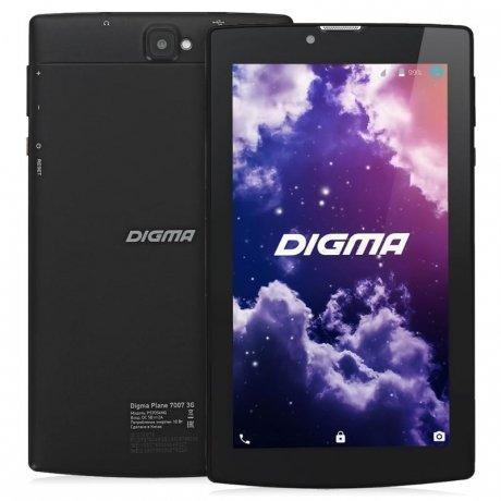 Digma Plane 7007 3G BlackDigma<br>Digma Plane 7007 3G Black<br>