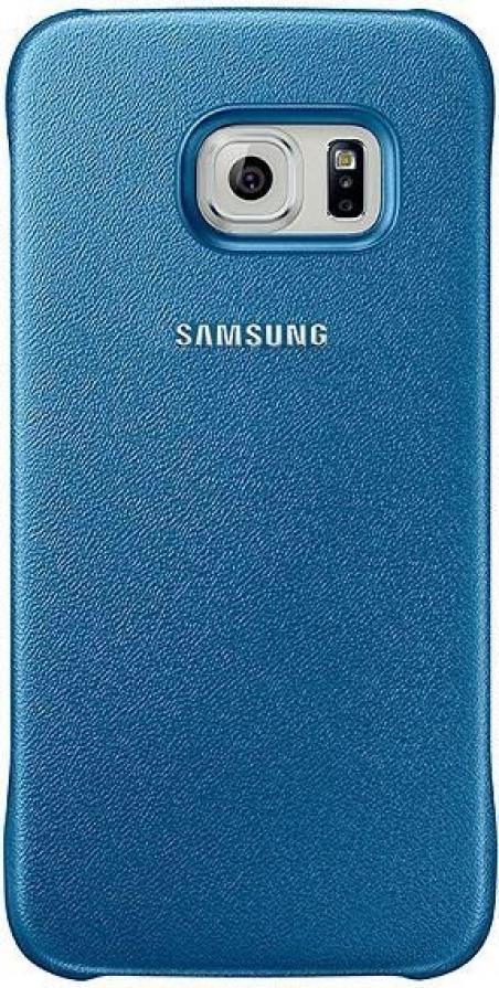Чехол-накладка Samsung Protective Cover для Galaxy S6 пластик голубой (EF-YG920BLEGRU)для Samsung<br>Чехол-накладка Samsung Protective Cover для Galaxy S6 пластик голубой (EF-YG920BLEGRU)<br>