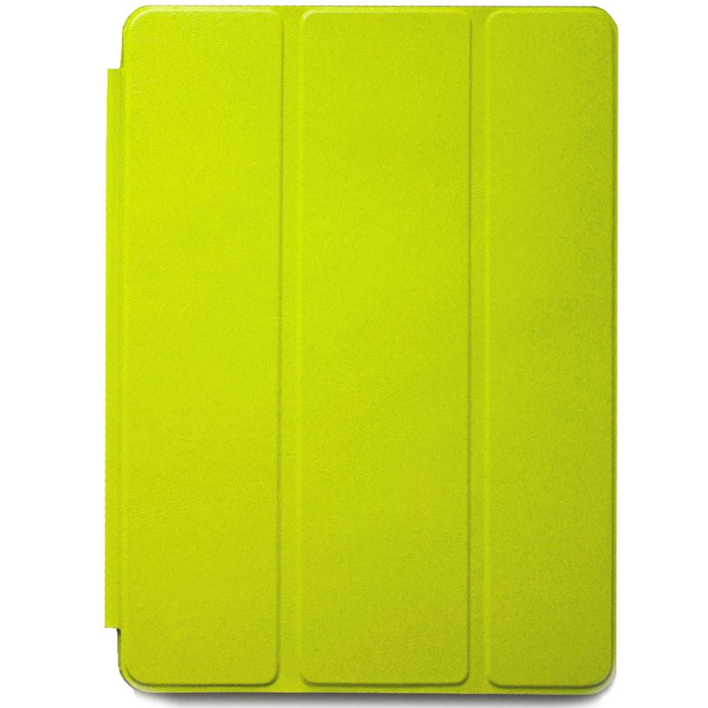 Чехол-книжка Book Cover для Samsung Galaxy Tab E 9.6 (SM-T560/SM-T561) искусственная кожа салатовый