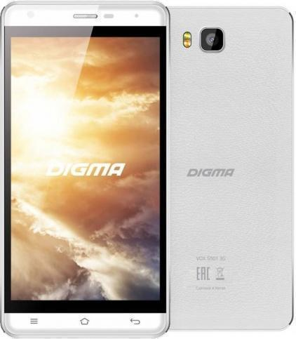 DigmaVoxS5013G WhiteDigma<br>DigmaVoxS5013G White<br>