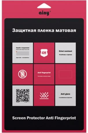 Защитная пленка Ainy для Apple iPad mini /mini 2/mini retina /mini 3 матовая