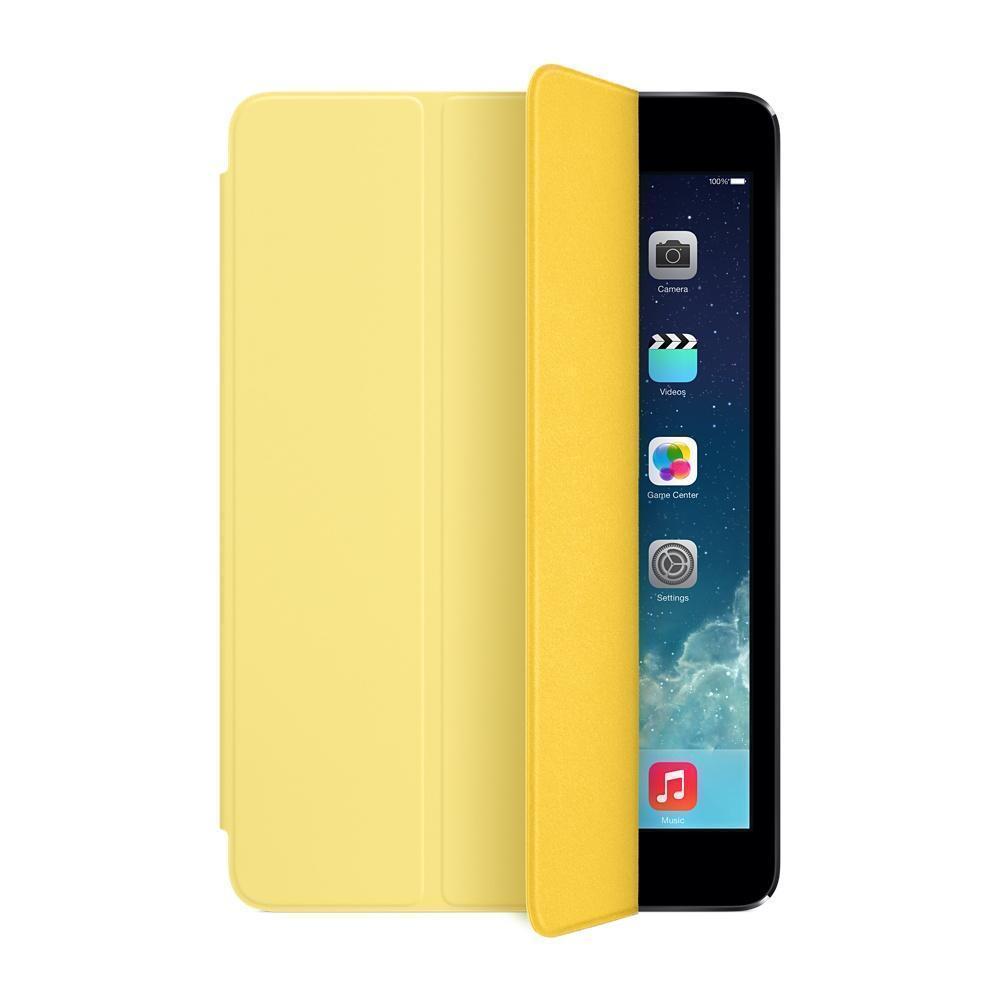 Чехол-книжка Smart Case для Apple iPad 2/3/4 (искусственная кожа с подставкой) желтыйдля Apple iPad 2/3/4<br>Чехол-книжка Smart Case для Apple iPad 2/3/4 (искусственная кожа с подставкой) желтый<br>
