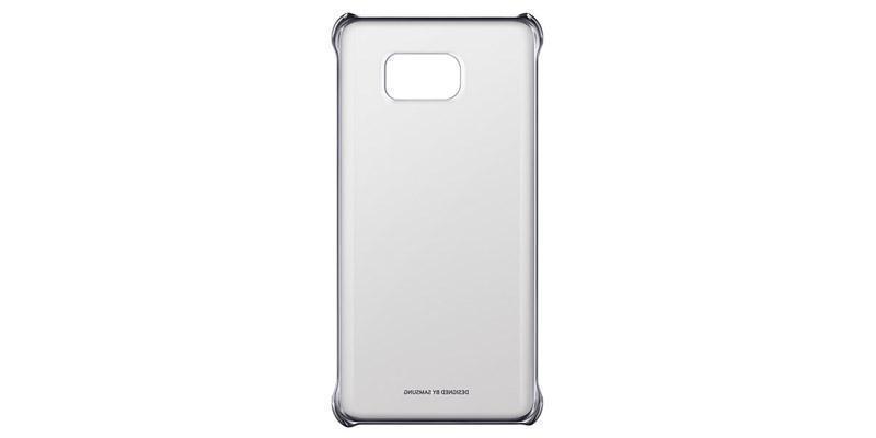 Чехол-накладка Samsung Clear Cover для Galaxy Note 5 пластик прозрачный-серебристый EF-QN920CSEGRUдля Samsung<br>Чехол-накладка Samsung Clear Cover для Galaxy Note 5 пластик прозрачный-серебристый EF-QN920CSEGRU<br>