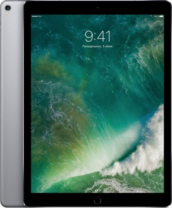 Apple iPad Pro 12.9 (2017) 256Gb Wi-Fi + Cellular Space Gray