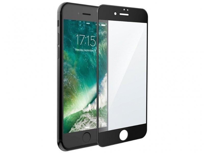 Купить Защитное стекло Remax Tempered Glass 3D 9H для Apple iPhone 7/8 антибликовое цветное белое
