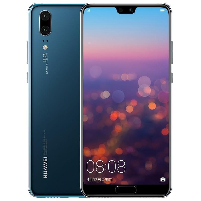 Huawei P20 128Gb RAM 4Gb (Полночный синий) (EML-L29)