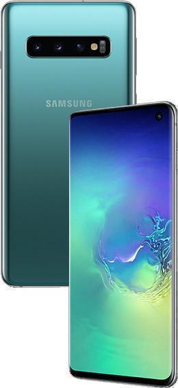 Samsung Galaxy S10 8/128Gb Аквамарин (SM-G973FZGDSER)
